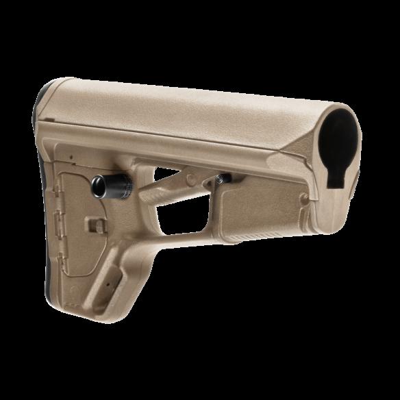 Magpul ASC-L Mil-Spec Rifle Stock, FDE