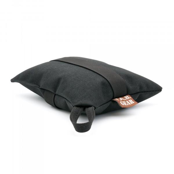 Tab Gear Rear Bag Schwarz