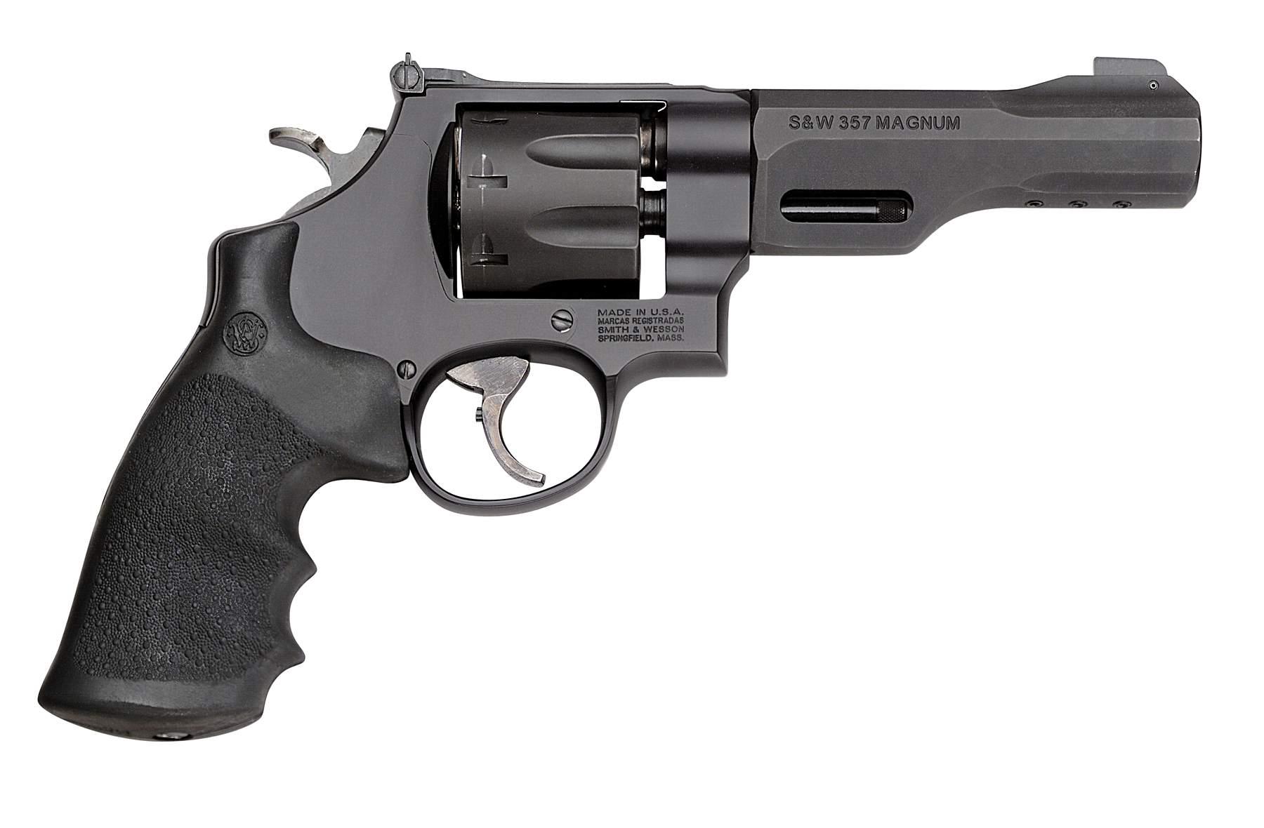 S&W M327 TRR8