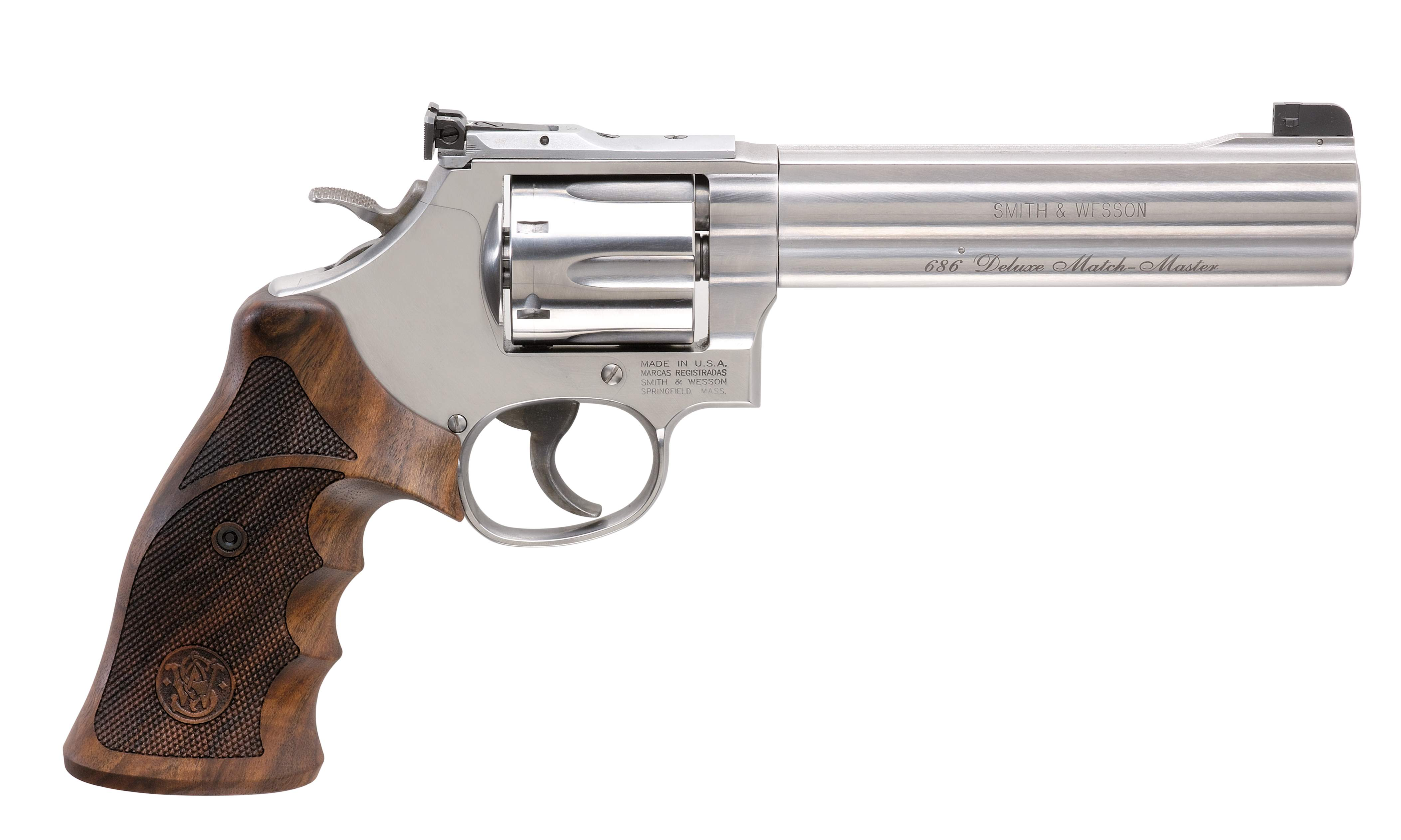 S&W 686 Target Champion Deluxe Match Master