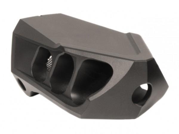 Cadex MX1 Mini Mündungsbremse, Schwarz