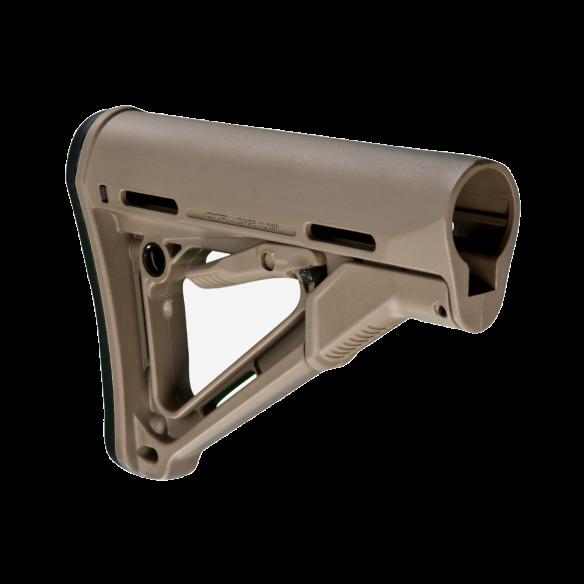 Magpul CTR Mil-Spec Rifle Stock, Flat Dark Earth