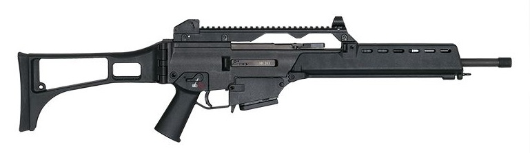 Heckler & Koch 243 S SAR