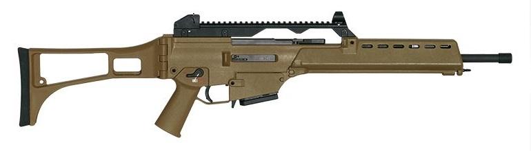 H&K 243 S SAR