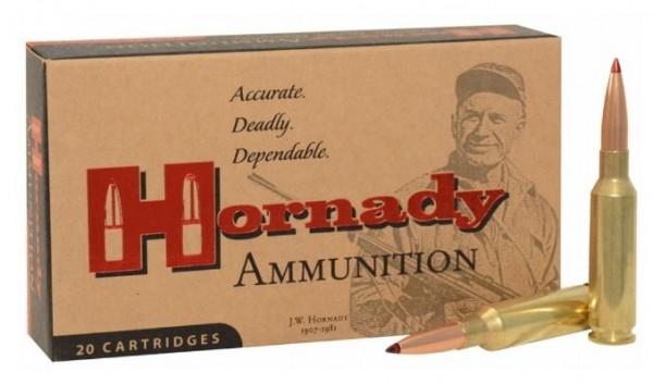 Hornady 6,5 Creedmoor 140grs. ELD Match