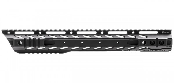 "15"" Lo-Pro Slope Nose Free Float Quad Rail"