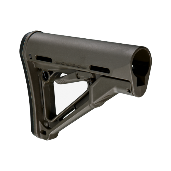 Magpul CTR Mil-Spec Rifle Stock, OD Green