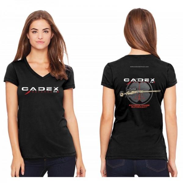 CADEX Defence Women's T-Shirt Black