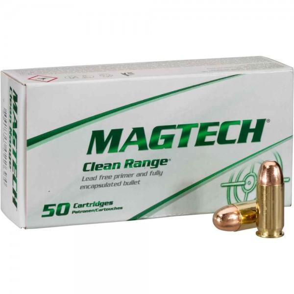 Magtech 9 mm 115 grs FEB Clean Range