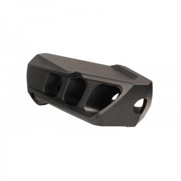 Cadex MX1 Mündungsbremse .375/.408CT, Schwarz