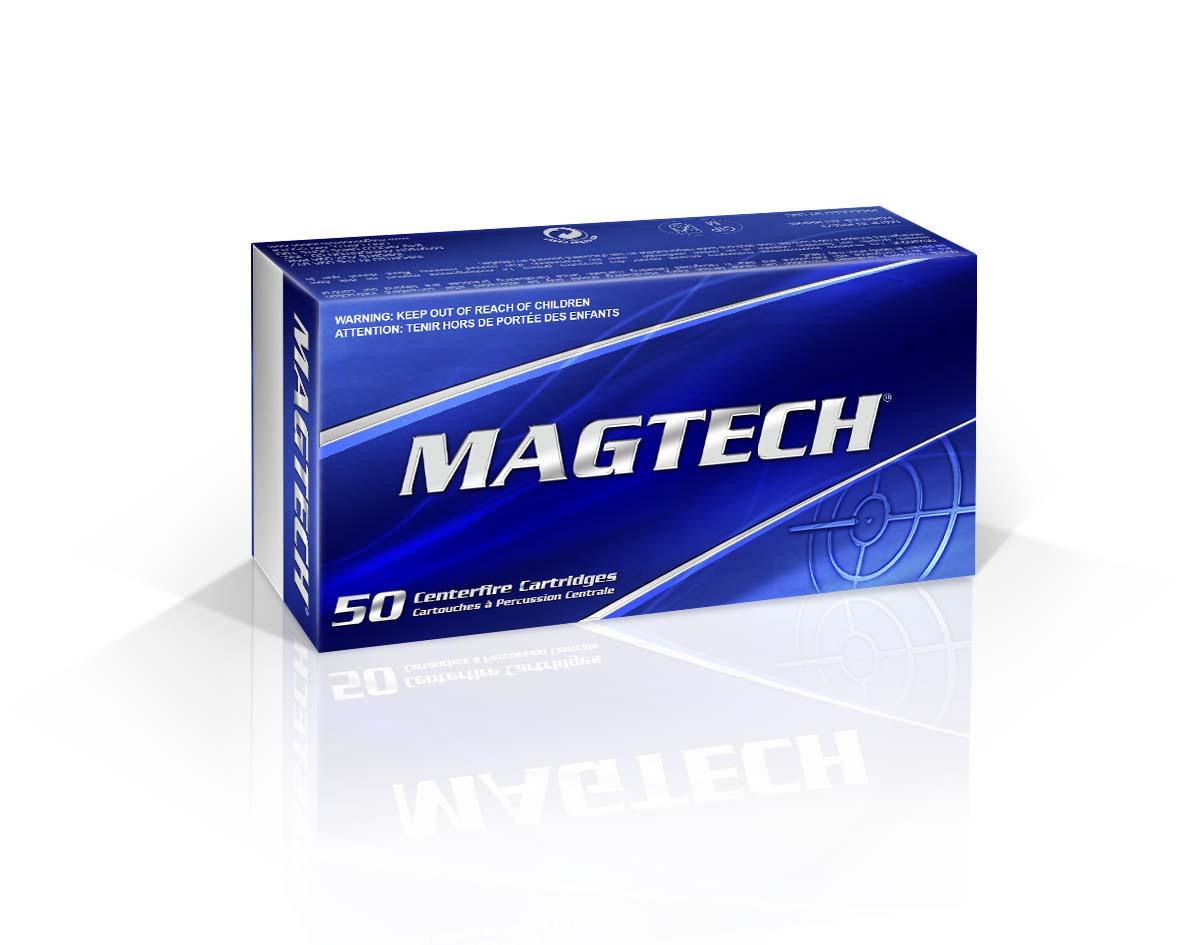 Magtech 9 mm 124 grs FMJ