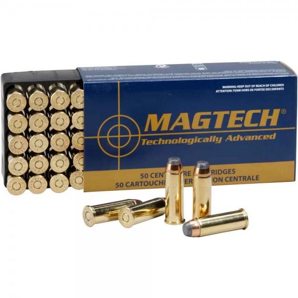 Magtech .44 Mag. 240grs SJSP