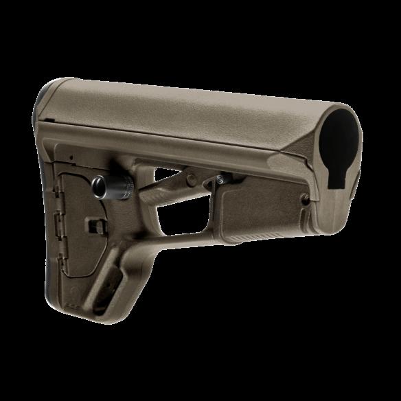 Magpul ASC-L Mil-Spec Rifle Stock, OD Green
