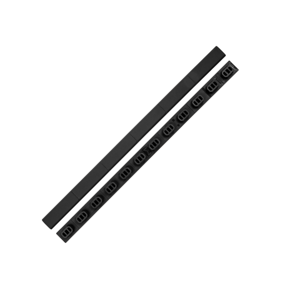 Magpul M-LOK Rail Covers, Type 1, Black