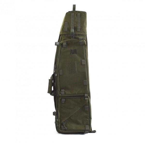 AIM 40 Tactical Dragbag, grün