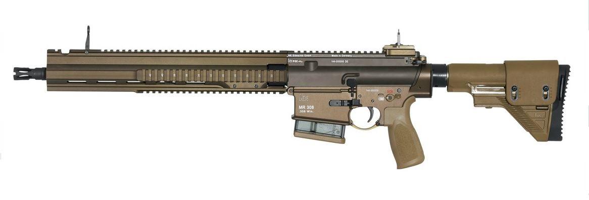 """Heckler & Koch MR 308-A3 16,5"""" G28"""