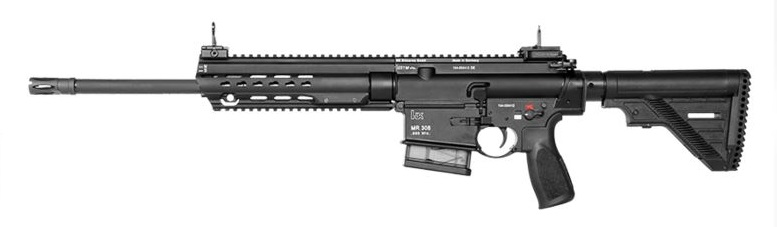 "H&K MR 308-A3 16,5"""