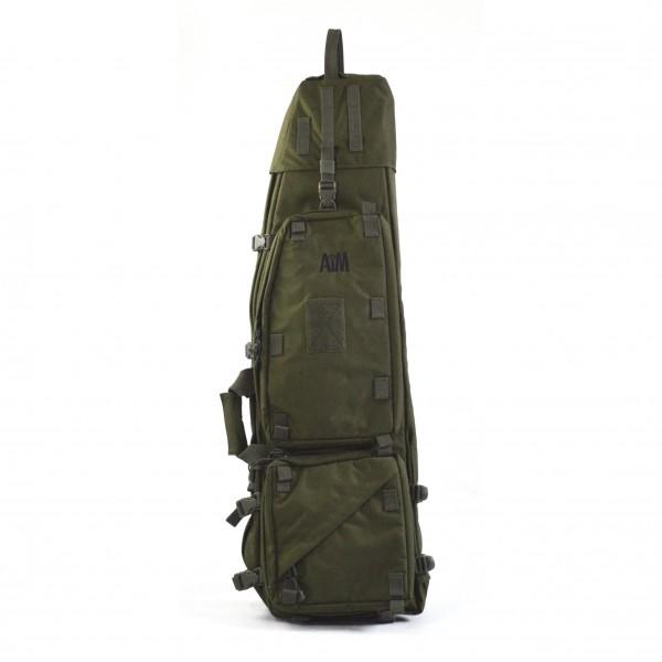AIM FS-42 Tactical Dragbag, grün